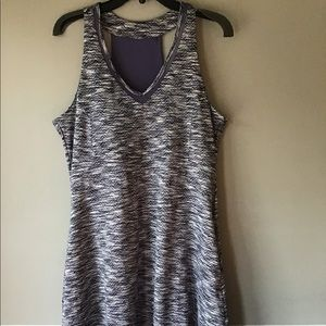 MPG Purple Travel Dress Sz. XL
